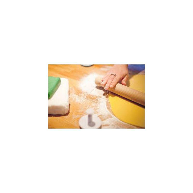 Rouleau à pâtisserie en bois  KITCHEN CRAFT  40cm ~ Rouleau Patisserie Bois