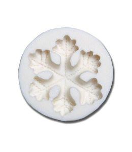 "Molde decorativo - ""Copo de nieve"""