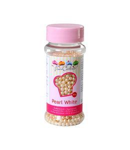 Perles en sucre - BLANC
