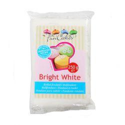 Fondant (pasta de azúcar) - BLANCO