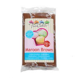 Pâte à sucre - Brun - Chocolat