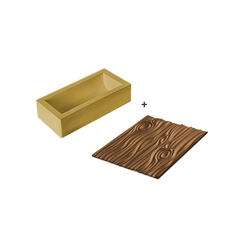 moule silicone b che de no l magic wood silikomart. Black Bedroom Furniture Sets. Home Design Ideas
