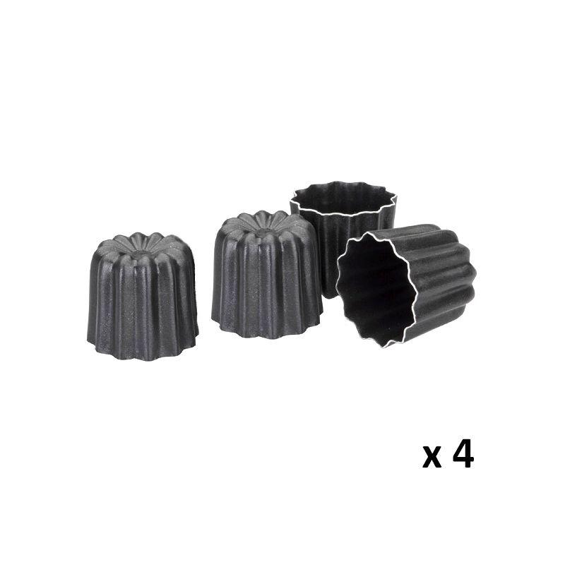 moule cannel x 4 ibili 6cm. Black Bedroom Furniture Sets. Home Design Ideas