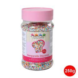 "Mini-perlas de azúcar ""Nonpareils"" - Discomix"
