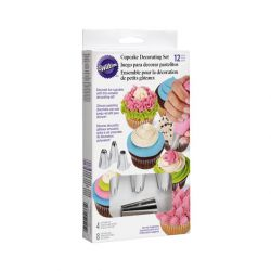 12 Piece Cupcake Decorating Set