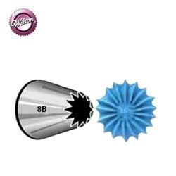 Boquilla N°8B - WILTON