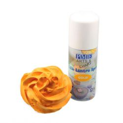 Edible Lustre Spray GOLD - PME