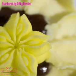 "Decorating Tip ""Starburst Flower"" - NIFTY NOZZLES"