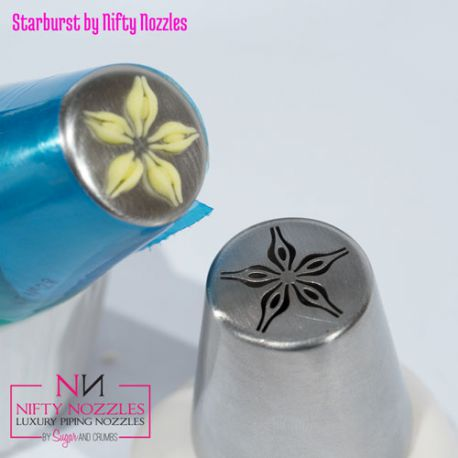 "Boquilla ""Starburst Flower"" - NIFTY NOZZLES"