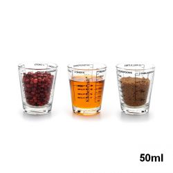 Mini-verre mesureur - doseur