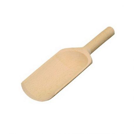 Wooden Grain Scoop