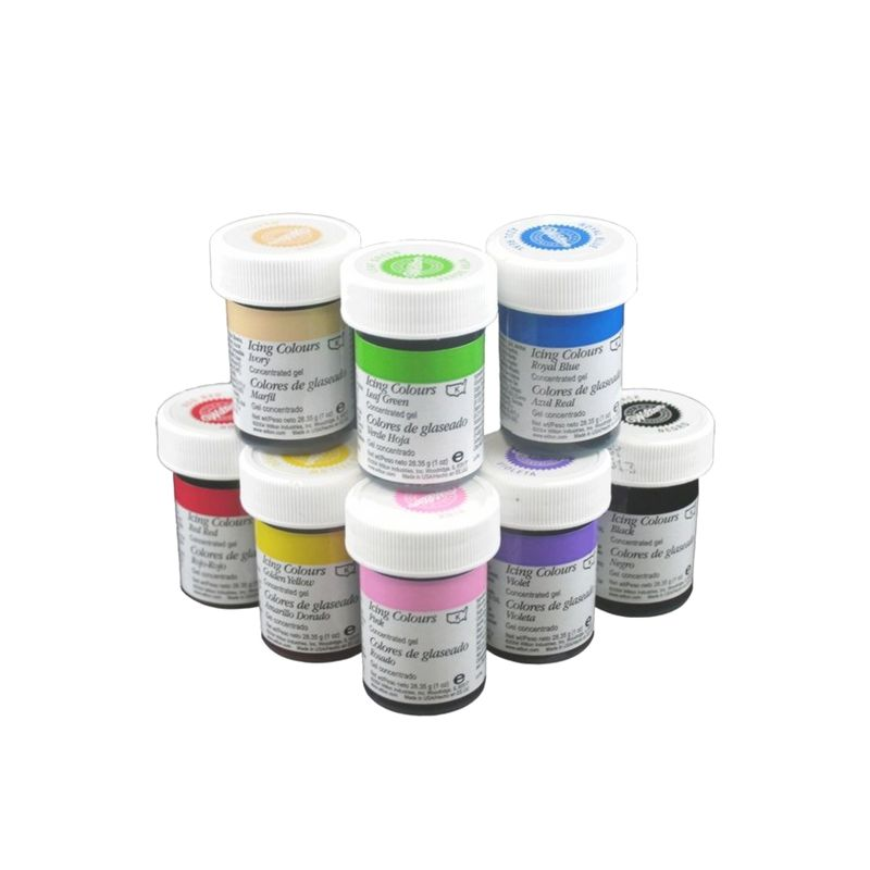 colorant en gel wilton - Colorant Liposoluble