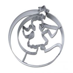 "Cookie/Pastry Cutters ""Angel with Trumpet"""