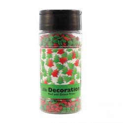 "Mini-confetti de azúcar - ""ARBOL DE NAVIDAD"""