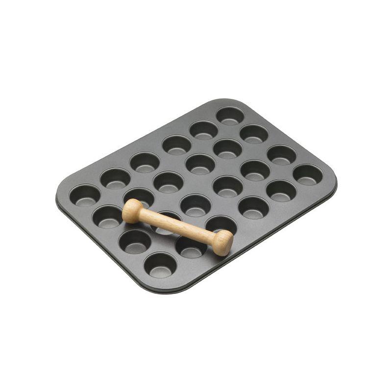 moule tartelettes 24 cavit s kitchen craft 35x27cm. Black Bedroom Furniture Sets. Home Design Ideas