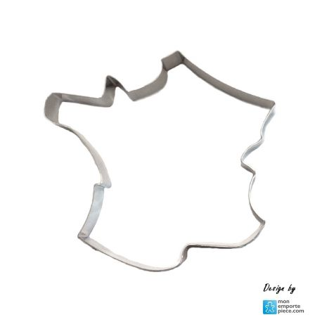 """Cookie/Pastry Cutters """"France"""""""
