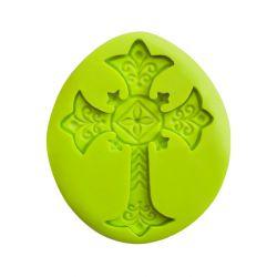 "Decorative Mold - ""Cross"""