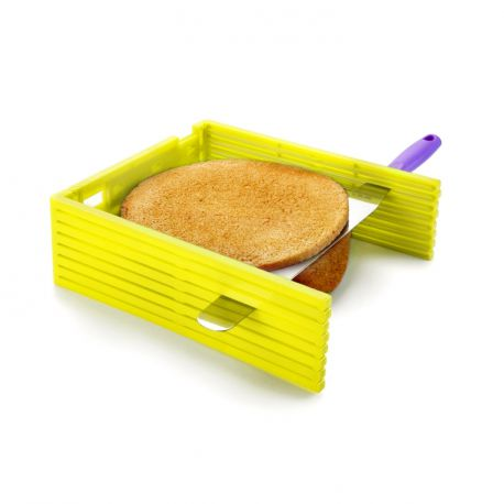 Guide coupe-gâteau horizontal - Plastique