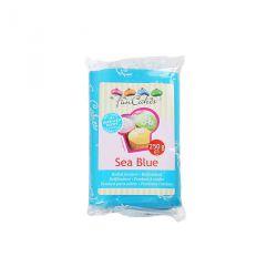 Pâte à sucre - BLEU