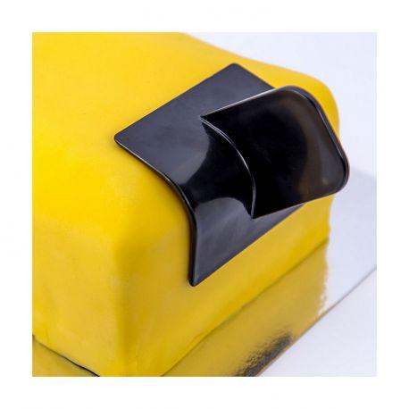 Lisseur d'angle pour pâte à sucre - ROUND EDGES