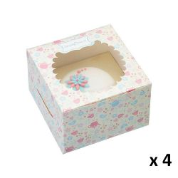 Cupcake Box for 1 x 4 - KITCHEN CRAFT