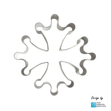 "Cookie/Pastry Cutters ""Occitan Cross"""