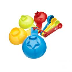 Set de 8 cuillères doseuses pour enfant