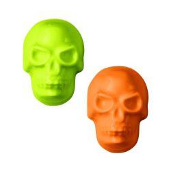 "Candy Mold  ""3D Skulls"""