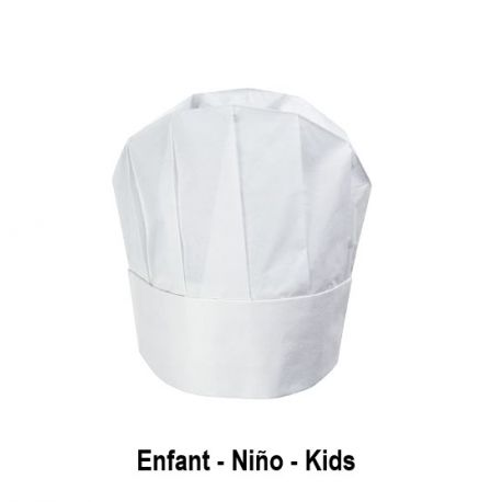 Disposable Chefs Hat - Kids