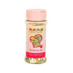 "Mini-confetti de azúcar - ""NAVIDAD"""
