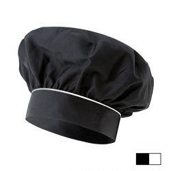 """Toque de cuisinier tissu """"Augustin"""""""