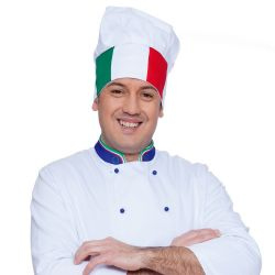 """Gorro de Chef - """"Giovanni"""""""