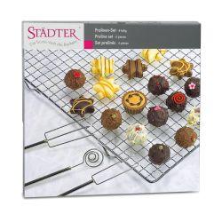 Chocolate Set - 4 pieces