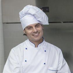 "Gorro de Chef - ""Massimo"""