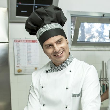 "Gorro de Chef - ""Gordon"""