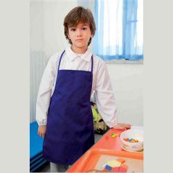 """Delantal para niños """"Bambino"""" - Azul"""