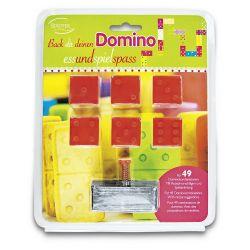"""Emporte-pièce  """"Domino"""""""
