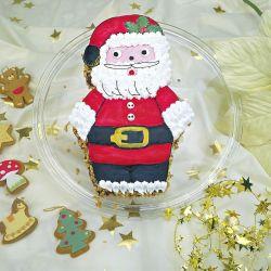 Santa Claus Pan