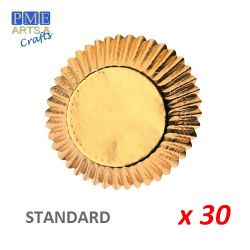 "Standard Baking Cases ""Gold"" x 30"