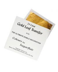 Feuille d'or alimentaire