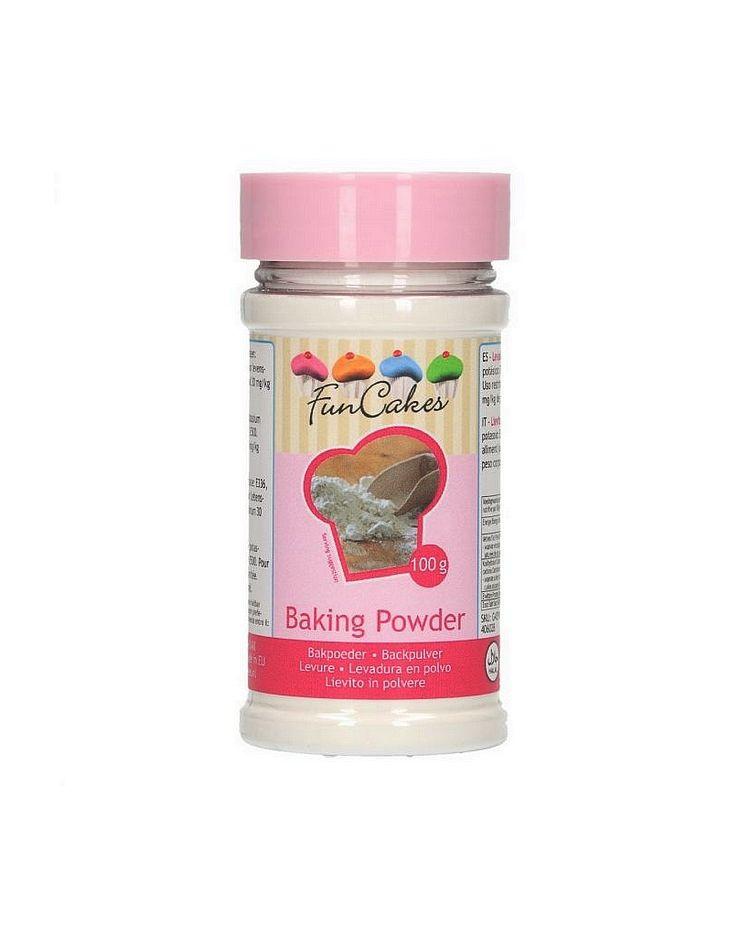 Baking Powder - FUNCAKES - 80g