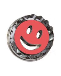 "Linzer Cookie Cutter  ""Smile"""