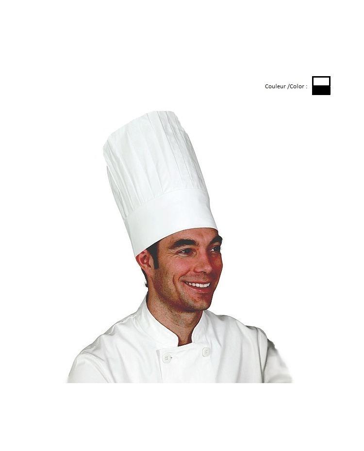 """Gorro de Chef - """"Grand Chef"""""""