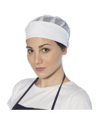 Catering Hat White - Women