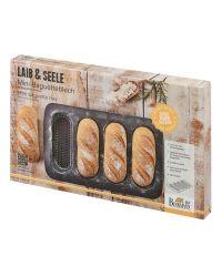 .Moule pour 4 petits pains