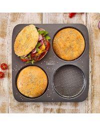 Moule 4 pains burger