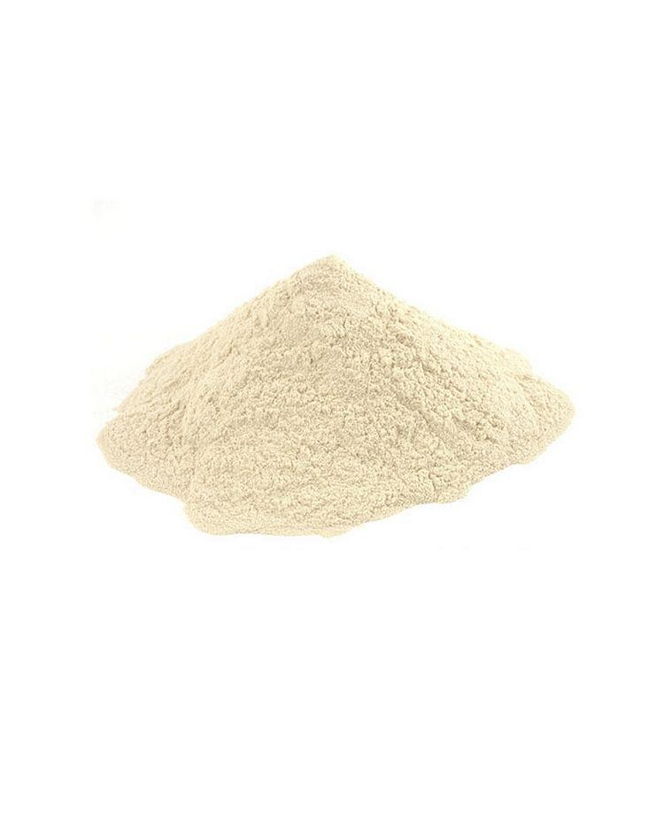 Yellow pectin powder