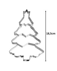 "Cookie/Pastry Cutters ""Christmas Tree XXL"""