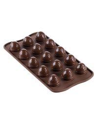 """Molde Silicona Para Chocolates """"Huevo de Pascua"""""""