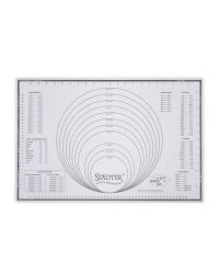 Tapete de silicona con medidas - STADTER - 60x40cm